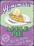 NEW IN.. Apple Pie -  Metal Wall Sign (3 sizes)