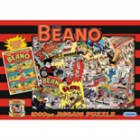 Beano 75 Years (With Comic) - Jigsaw Puzzle (1000 pieces)