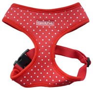 Polka Dot Harness (Red)