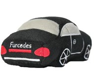 NEW! Furcedes Car Dog Toy