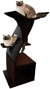 Little Lotus Cat Tower (SOLD OUT)