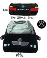 DMW Car Luxury Designer Pet Bed