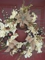 Chocolate brown themed Wreath-24