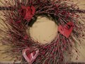 Dimensional Heart Wreath