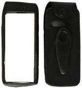 Leather Case/Cover for Telstra ZTE T165+ Explorer