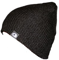 Black Charge Harder Beanie