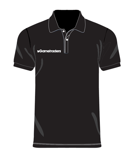 Ladies Gametraders Staff Polo