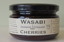 Wasabi Cherries