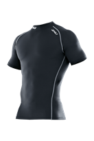 2XU Short Sleeve Compression Top Mens