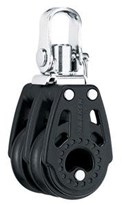 Harken 29mm Double Swivel Carbo Block HK342
