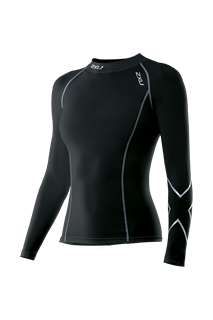 2XU Long Sleeve Compression Top Womens