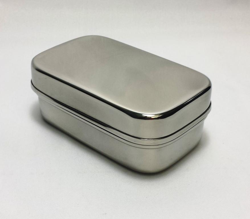 Green Essentials Stainless Steel Tiny Tin Best Place For