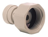 """JOHN GUEST 1/2"""" TAP To 1/4"""" TUBE CONNECTOR Speedfit Part No CI320814S"""