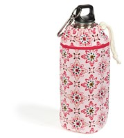Keep Leaf Floral Small Organic Insulated Bottle Bag for 380 ml to 600 ml Bottles