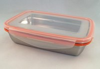 SNAPS JUMBO - 1700 ml Stainless Steel Airtight Food Storage Container