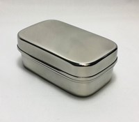Green Essentials Stainless Steel Tiny Tin