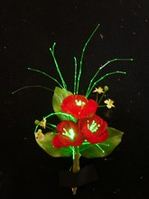 Christmas Glow Poppy - A perfect addition to your Christmas Tree