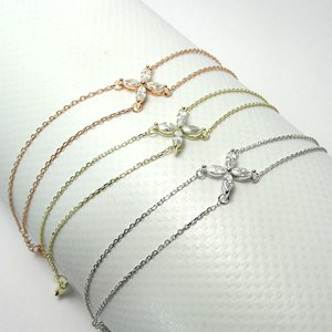 New - The Delicate Flower Bracelets