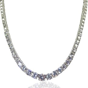 The 'Diamond' Collar
