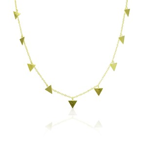 The Great Triangle Necklace