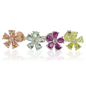 The Apple Tree Blossom Studs