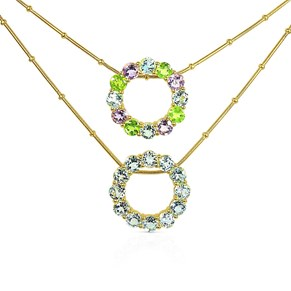 The Gold Verbier Necklace