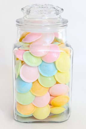 Flying Saucers 20 piece