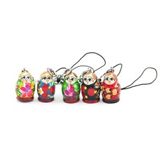 Little Matryoshka, Mobile Phone Pendant