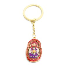 Russian Matryoshka, Metallic Key Ring