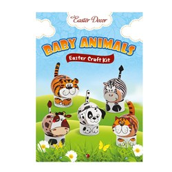 Baby Animals, Easter craft kit