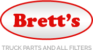 Thousands of new filter cross references available at Bretts Truck Parts