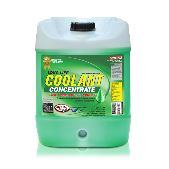 HT9009-020 20 LTR 20L LONG LIFE COOLANT CONCENTRATE 200 ...