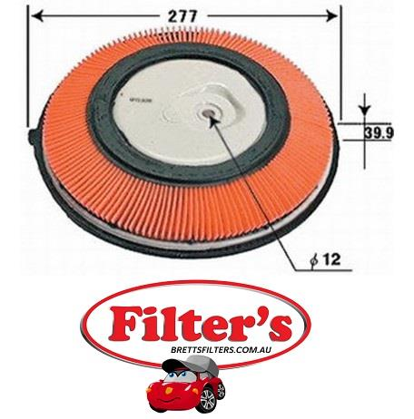 A216J AIR FILTER NISSAN Sunny Air Supply Sys Sep 87~Mar 90 1 5 L 1 5L KFB12  GA15S Air Supply Sys Sep 87~Mar 90 1 5 L 1 5L RFB12 GA15S Air Supply Sys