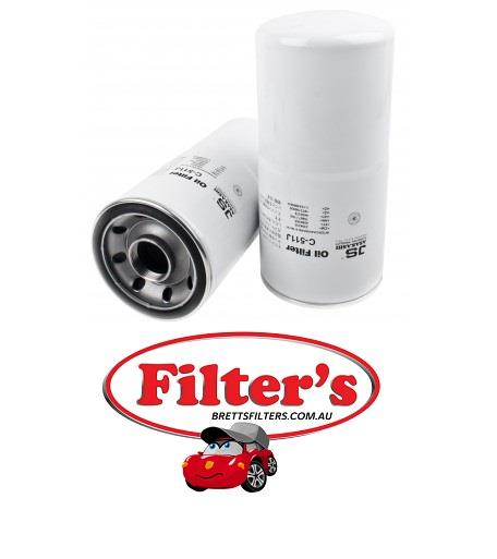 C511J OIL FILTER BY PASS BYPASS 37540-02100 MITSUBISHI B7577 3754002100  Caterpillar 9Y4468 Cummins 3304232 Ford E3HZ-6731-A GMC 25011187 P550777