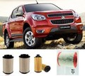 KIT2044 FILTER KIT HOLDEN COLORADO 2.5L 2.8L CRD 2012- OIL FUEL (2) AIR FILTER KIT SET 2012 2013
