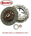 R1380N R1380 CLUTCH KIT HINO RAINBOW BUS RB RB145 W04 12