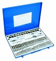 7028TQ 110Pc 110 METRI & IMPERIAL UNC UNF Metric Tap & Die Set   TAP & DIE SET 110 PIECE	Supplied in metal carry case with two level compartment for taps & dies  RT05133 RTO5133 748401200 7028 53302