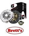 R0337N R337 R337N  CLUTCH KIT PBR Ci Holden Rodeo FR54 TFS54 2.5 Ltr (4JA1) & 2.8 Ltr (4JB1) Diesel 01/85-12/90              Piazza 2.0 Ltr Turbo 04/86-11/87 CLUTCH INDUSTRIES CLUTCH KIT FREE SHIPPING*