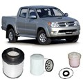 MK13455 K11151 BRETTS FILTERS 4WD FILTER KIT RSK2 RSK2C  TOYOTA HILUX DIESEL 3.0L  1KD-FTV  2005-2014  KN165 KN165R  OIL FUEL AIR DIESEL SERVICE LUBE SET KIT   HI-LUX  K-11151  MK13455 KUN16R KUN16 03/2005~on 2 Door  2982 cc  1KDFTV I4 16v