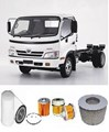 KIT1005 FILTER KIT HINO DUTRO XZU306 XZU307 XZU347 N04CTU NO4CT N04CT 10/2006- OIL FUEL AIR LUBE SERVICE SET FILTERS KIT  HINO	XZU306 614 300	  N04C-TU	4.0L	10/2006- HINO	XZU307 414 614 300	 N04C-TU	4.0L	10/2006- HINO	XZU347 614 300