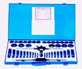 7023TQ 45 PIECE TAP & DIE SET TUNGSTEN ALLOY (Metric) SUPPLIED IN METAL CARRY CASE  TQ7023 7023 METRIC 45 PC 53260  53280