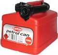 11740000R 5LTR 5L RED PETROL LEAD LEADED CarPlan Fuel  JERRY TPH005 TPE005 TPF005  Cans  No.1 fuel can manufacturer in the UK. The cans are colour coded for ease of use & come with easy   flexible pouring spouts 11740000 5 LITRE 5L  5072 0957
