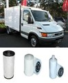 KIT5504 FILTER KIT IVECO NEW DAILY   Iveco Daily 2.8L TD 2001-2004  Diesel & Turbo Diesel. 50C15 OIL FUEL AIR FILTER SET