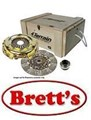 4T1117N 4T1117  CLUTCH KIT PBR Ci  CLUTCH KIT RPM CLUTCH KIT PBR Ci FOR Toyota Landcruiser FJ62 FJ70 FJ73 FJ75 FJ80 4.0 Ltr (3F) 02/90-08/192  4Terrain Clutch Kits are a strong durable and tough clutch FREE SHIPPING*  R1117N R1117