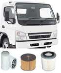 KIT3307 FILTER KIT CANTER FE83D FE83 FE84D FE85D FG84D 4M50  2008-  MITSUBISHI FUSO OIL FUEL AIR LUBE SERVICE SET KIT FG84D 4X4	  4M50-3AT7	4.9L   SAKURA FILTERS BUY ONLINE ON-LINE SHOP