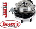 HUB WHEEL BEARING JIKIU