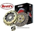 RPM1014N RPM1014  CLUTCH KIT RPM PBR Ci  Holden Rodeo KB29 KB49 2.3 Ltr (4ZD1) 01/88-12/93 1988-1994 CLUTCH INDUSTRIES Clutch systems are a stronger more capable clutch  upgraded from standard specifications FREE SHIPPING*  R1014 R1014N