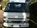 CAB PARTS DAIHATSU DELTA TRUCK PARTS