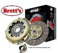 RPM1221N RPM1221  CLUTCH KIT RPM PBR MITSUBISHI 3000GT Diamante F17A   F31A   FTO DE3A GALANT HH GTO Z16A LANCER CC CD (GSR) CD9A (EVO I) 1 4G63 CD9A CE9A MAGNA TR TS 1991-  Clutch systems are a stronger more capable clutch  upgraded FREE SHIPPING*
