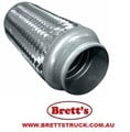 SSFB2010B STAINLESS STEEL FLEX BELLOW 2